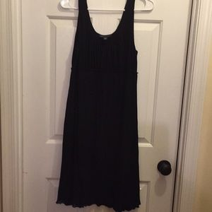 Banana Republic Woman's Dress size medium black